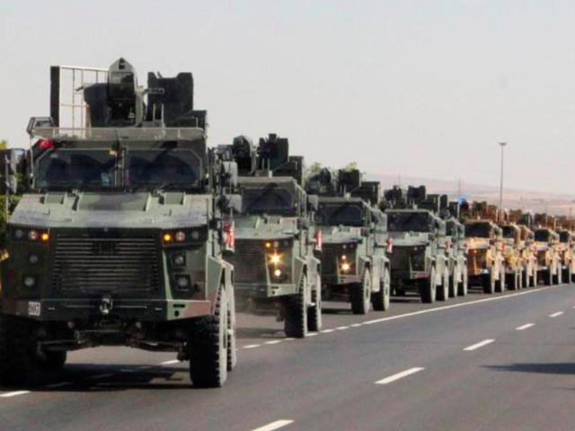 Siria1/ La Turchia avanza nel Rojava Famiglie Isis tra gli sfollati: in fuga