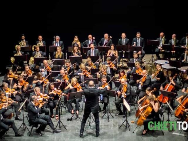 Concerto inaugurale della 45esima stagione concertistica dell'Istituzione Sinfonica Abruzzese
