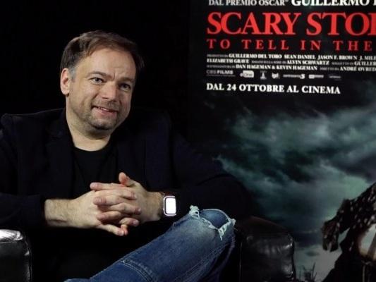 """Scary Stories to Tell in the Dark, il regista André Øvredal: """"I bulli fanno più paura dei mostri"""""""