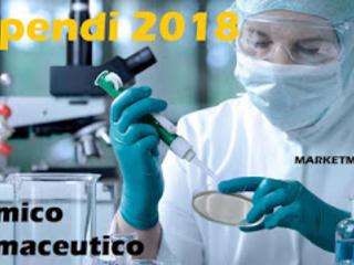 Stipendi contratto chimico farmaceutico 2018