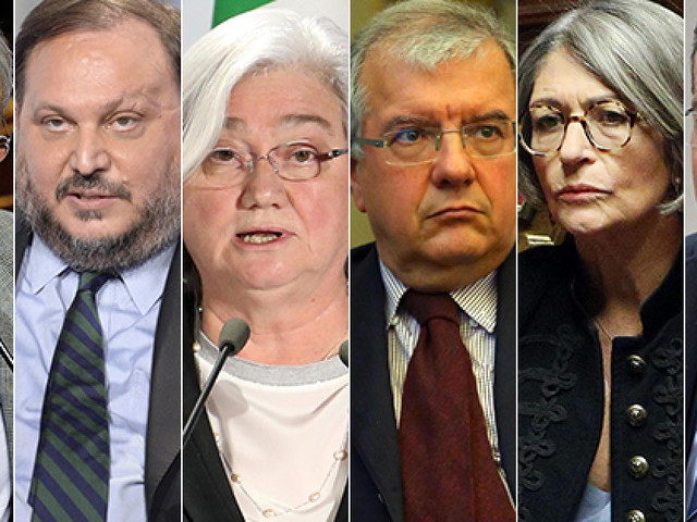 Diaspora silenziosa dal Pd dei non renziani che decidono di non ricandidarsi: da Ichino a Chiti, da Tonini a Bindi...