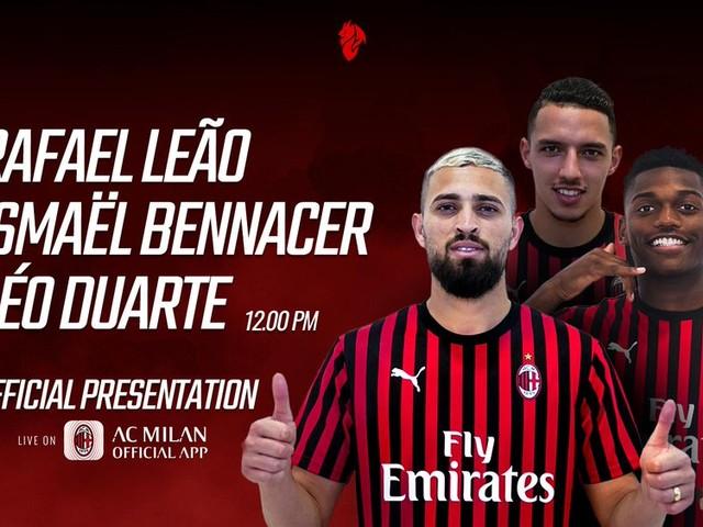 Milan, Bennacer si presenta: un retroscena ed il ruolo preferito