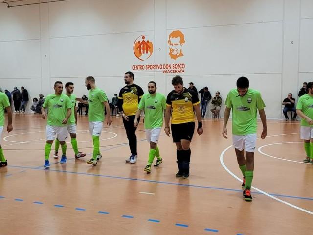 Serie C2 calcio a 5: Ottrano non fa sconti, battuto il Bayer Cappuccini