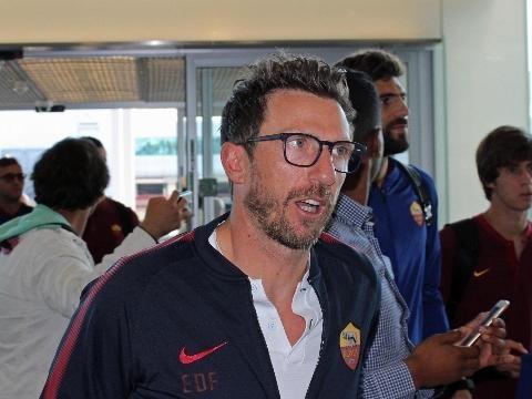 "Roma, Di Francesco ""sarà dura a Torino"""