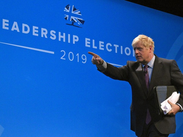 Johnson leader, ma è già partita la fronda dei ribelli