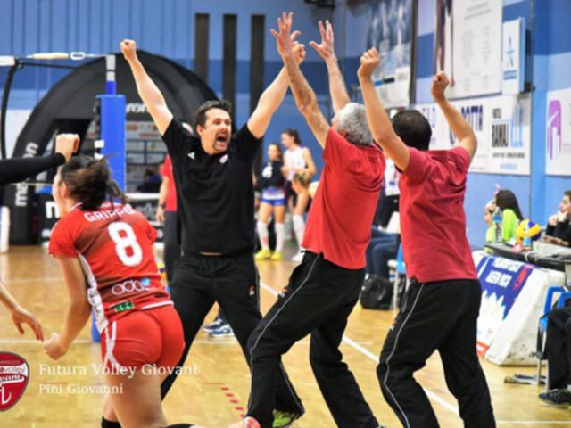 Futura Volley, staff al completo tra conferme e novità