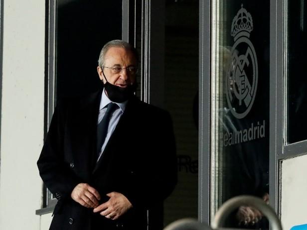 """Superlega, Perez: """"Salverà il calcio dalla crisi, la Champions ha perso appeal"""""""
