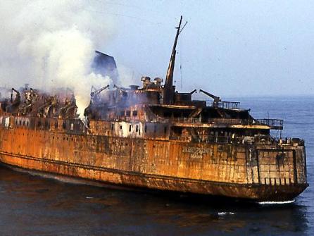 Moby Prince, ventotto anni fa la tragedia che costò la vita a 140 persone