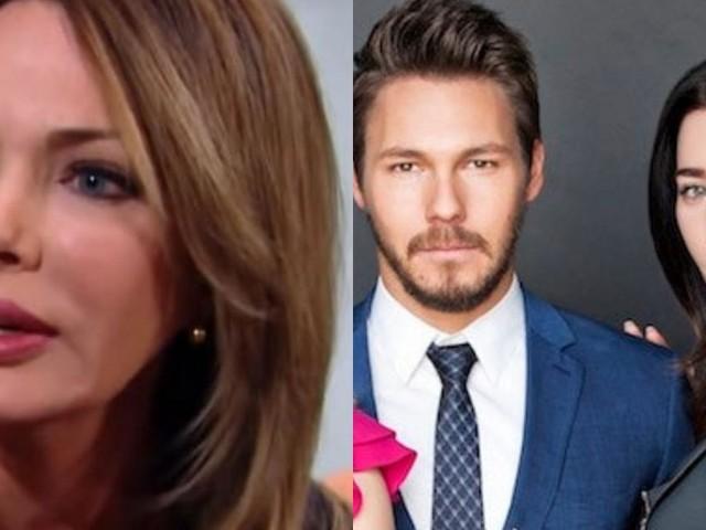 Beautiful, trame al 21 dicembre: Steffy rincuora Liam, Taylor fa pace con Brooke