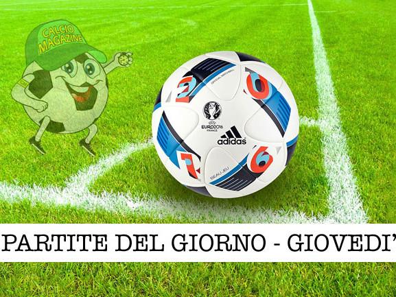 Le partite di oggi, Giovedì 5 dicembre 2019: Coppa Italia in primo piano