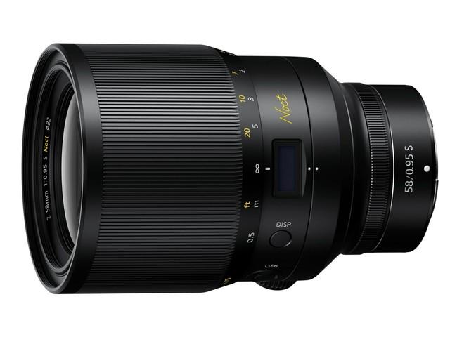 Annunciato il Nikkor Z 58mm f/0,95 Noct e la roadmap fino al 2021