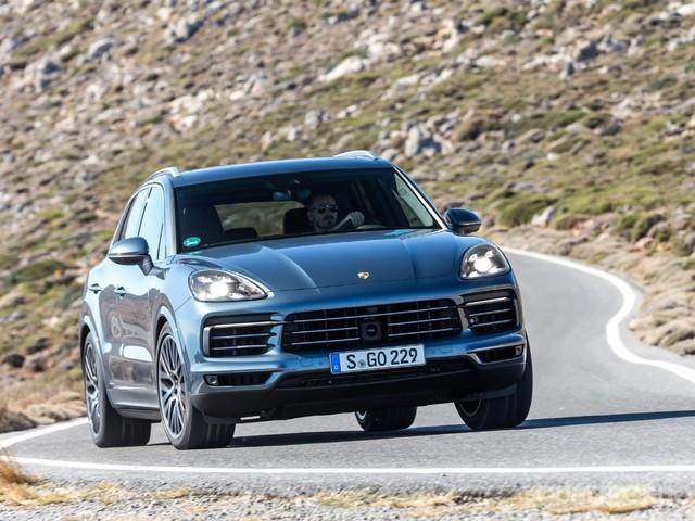 Porsche - Al volante della Cayenne S