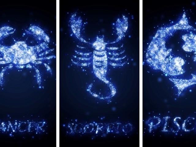 Astrologia: i Segni d'acqua e le loro caratteristiche