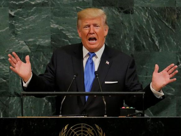 Trump lancia la sua «America First», tra minacce a Pyongyang e attacchi all'Iran