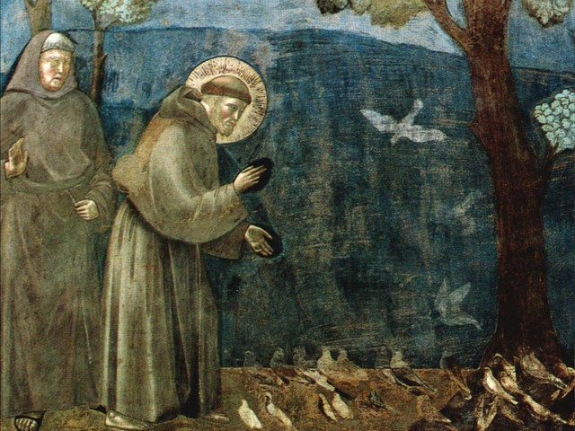 San Francesco ribelle Il moralismo è guerra!