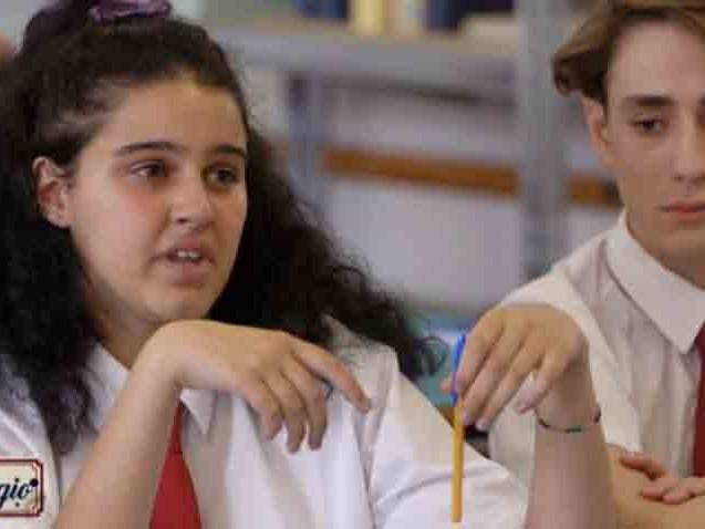 Vilma d'Addario, Il Collegio 4: la sua su omofobia, aborto, violenza sulle donne – VIDEO