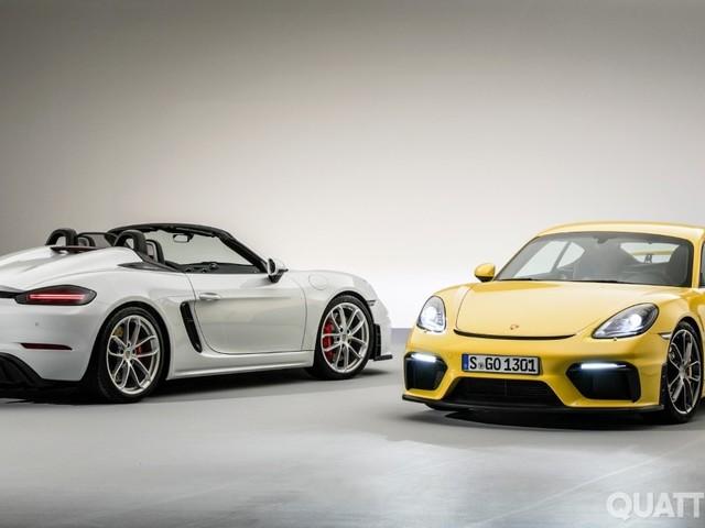 Porsche - La storia delle 718 - FOTO GALLERY
