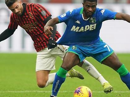 Calcio Serie A, Sassuolo rovina festa Milan: a San Siro è solo 0-0