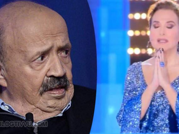 """Maurizio Costanzo: """"La preghiera di Barbara d'Urso? Disagio e imbarazzo"""""""