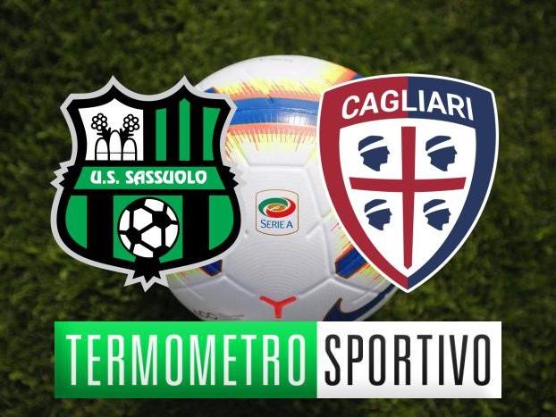 Dove vedere Sassuolo-Cagliari in diretta streaming o in TV