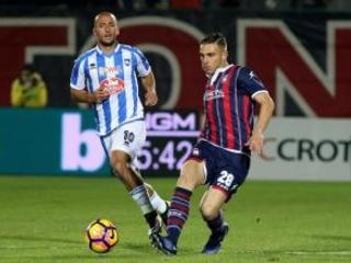 Crotone, è fatta per Benali: il neo centrocampista rossoblù già a disposizione di Zenga