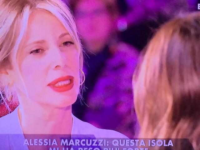 Verissimo, Alessia Marcuzzi parla del caso Fogli: 'Avrei potuto evitarlo'