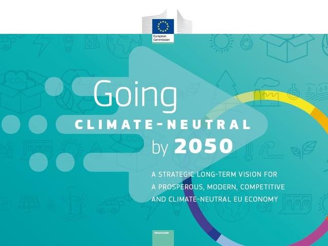 Unione Europea carbon neutral nel 2050: le raccomandazioni per le industrie ad alta intensità energetica