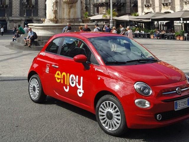 Car sharing, Enjoy: troppi furti, a fine maggio addio a Catania