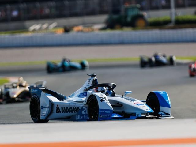 Formula E - Test 2 - Ancora BMW al comando con Felix Da Costa