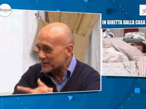 """Grande Fratello Vip, Alfonso Signorini: """"Cecilia e Ignazio arriveranno al panettone?"""""""