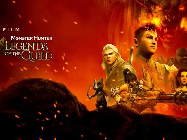 Monster Hunter: Legends of the Guild, trailer italiano del film Netflix
