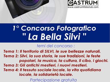 """Concorso Fotografico """"La Bella Silvi"""": presentata la prima edizione"""