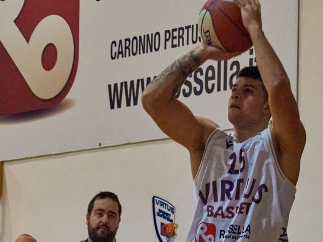 Basket, casi Covid nel Giulianova: rinviata la sfida con la Rossella Civitanova