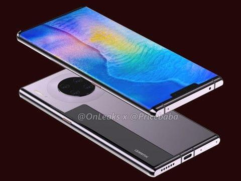 Huawei Mate 30 Pro, foto e dettagli. Tutto da ammirare, fino a quando Trump non ce lo farà comprare