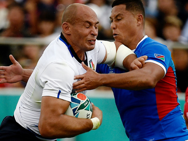 Italrugby, contro il Sudafrica torna Parisse