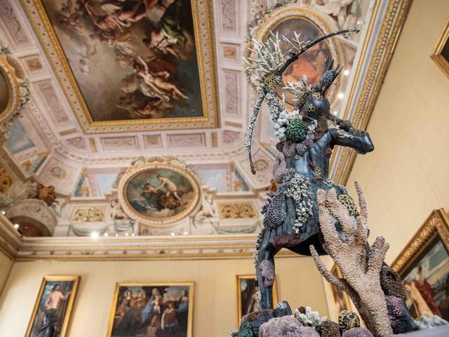 Quest'anno Roma è diventata la capitale dell'arte contemporanea
