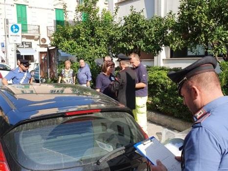 Messina, malore in auto: anziano muore per strada in via del Vespro