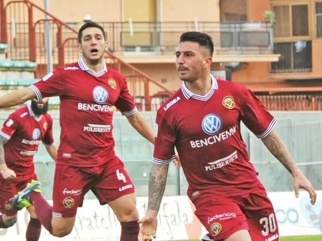 Video/ Cavese-Reggina (0-1): highlights, Martiniello in extremis (Serie C)