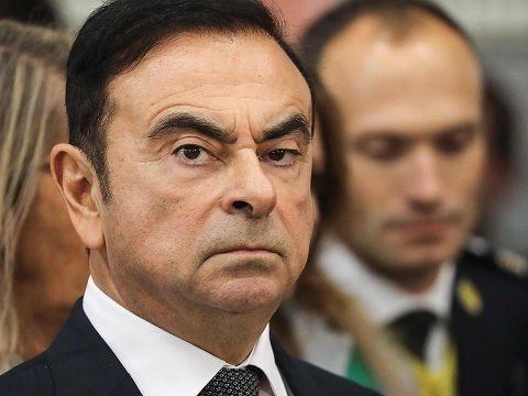 Nissan, Ghosn: nuova incriminazione per l'ex top manager