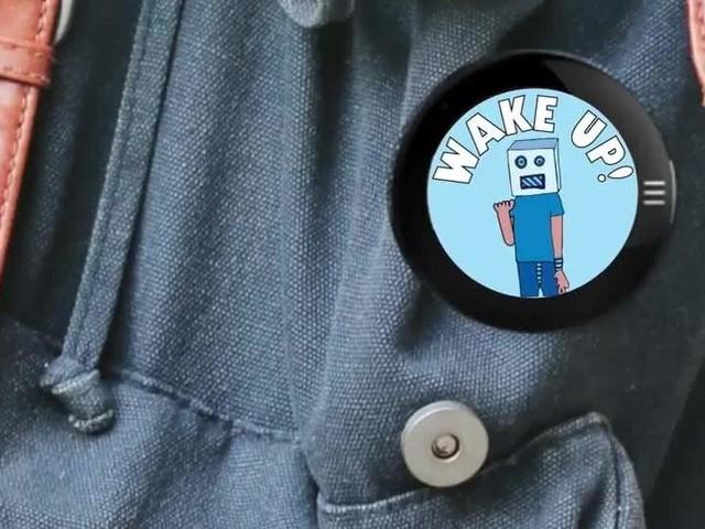 BEAM: il bottone Bluetooth con display AMOLED