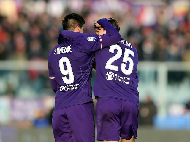 """Ferrara scrive: """"Un punto che va stretto, Simeone evita un altro ko"""""""