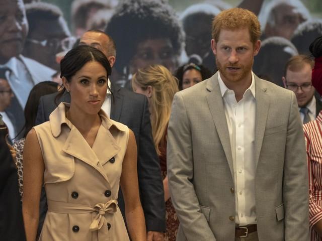 Il padre di Meghan Markle parla di Diana, la Royal Family s'infuria