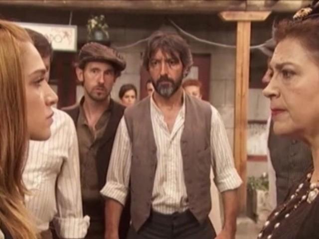 Anticipazioni spagnole del Segreto: un ictus colpirà Donna Francisca