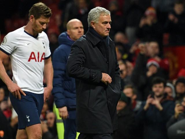 Mou, ritorno amaro a Manchester: Tottenham battuto