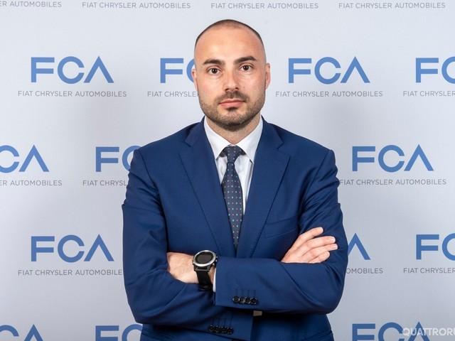 FCA - La nostra intervista ad Alessandro Grosso