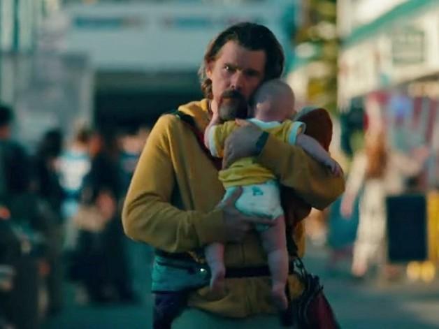 Adopt a Highway: trailer e poster del film con Ethan Hawke