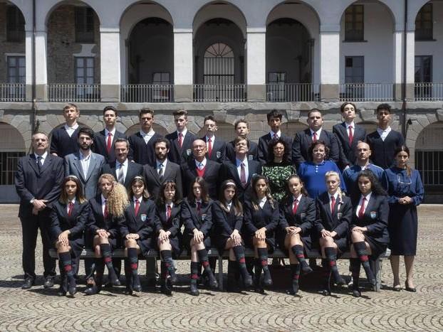 Il Collegio al via, 20 studenti nel 1982