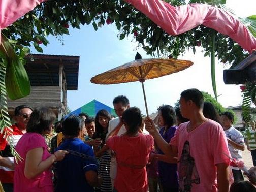 Thailandia: il matrimonio.