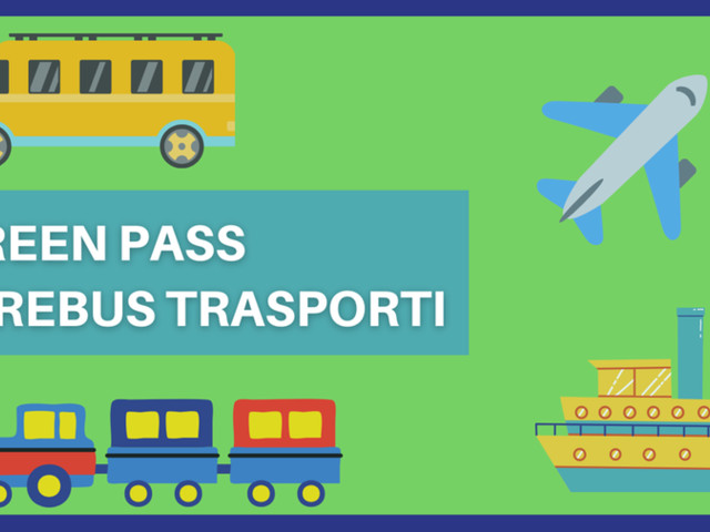 Aerei, navi, treni e bus: tutto quello che c'è da sapere su Green Pass e trasporti