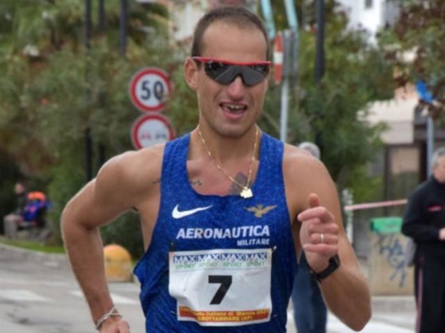 Macerata, Michele Antonelli super a Grottammare: è campione italiano nella 35 km di marcia